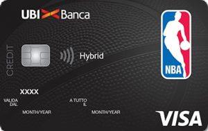 carta di credito hybrid ubi banca