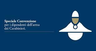 immagine convenzioni con arma dei carabinieri