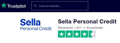 sella personal credit trustpilot