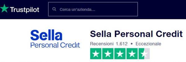 trustpilot sella personal credit