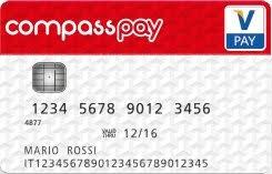 immagine carta conto&carta compasspay
