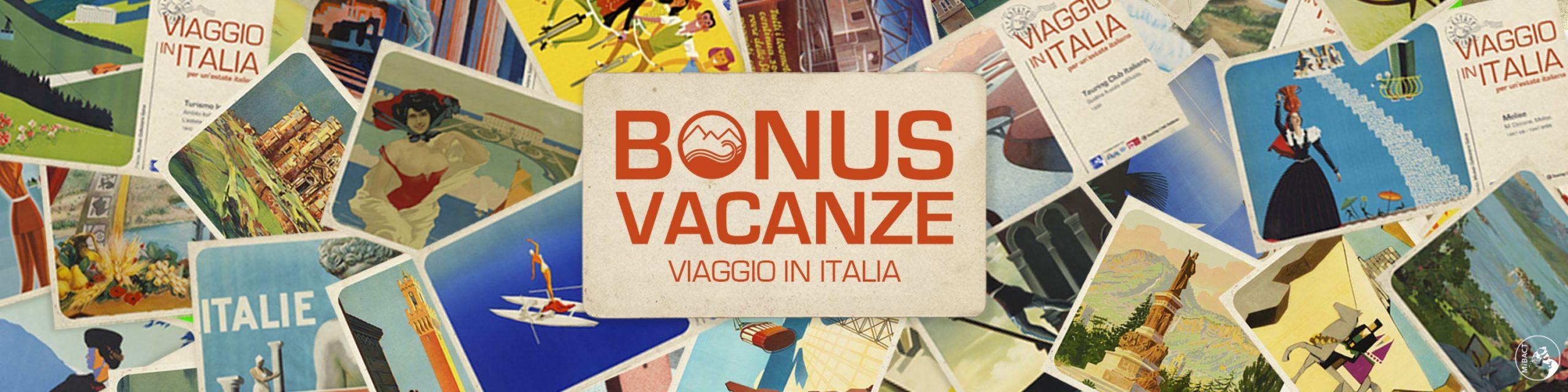 copertina opuscolo ufficiale bonus vacanze