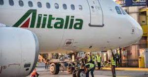aereo con lavoratori